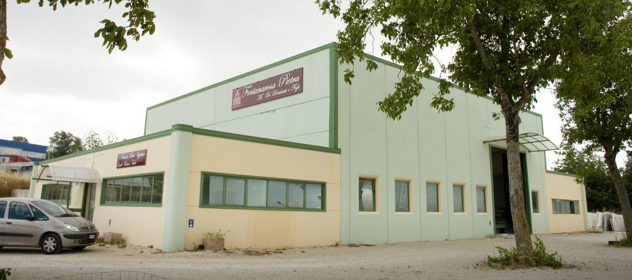 Lavorazione - sede operativa Fontanarosa