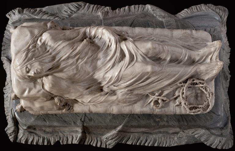 Il Cristo velato: tra arte e leggenda.